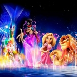 Disneyland Paris Debuts New 'Disney Dreams' Nighttime Spectacular