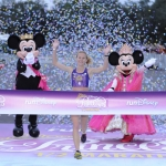 Rachel Booth Finishes First in Princess Half Marathon, Sets New Record