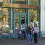 Compass Book Store & Cafe Readying for Closure at Downtown Disney