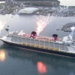 Disney Fantasy Sails into Port Canaveral