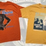 New Shirts Featuring the Dole Whip and Churros Arrive at Disney Parks