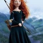 Merida Set to Become an Official Disney Princess