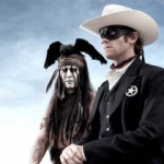 First Look:  Disney Releases Pic of Johnny Depp in 'The Lone Ranger'