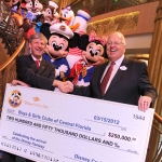 Disney Cruise Line Donates $250,000 to Boys & Girls Clubs of Central Florida