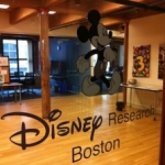 Top Disney Executive Leaves Cambridge Research Lab