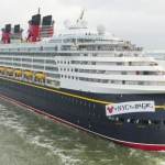 The Disney Magic Arrives in New York City, Embarks on Disney's First NYC Cruises