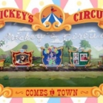 Mickey's Circus Trading Event Heading to Epcot This Fall