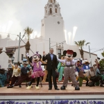 Disney California Adventure Completes Five-Year Expansion Project with Opening of Cars Land and Buena Vista Street