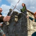 Video: Happy Father's Day from 'Brave'