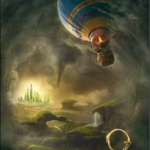First Look! Disney Shares the First Poster for 'Oz The Great and Powerful'!