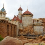 Complete Look at Prince Eric's Castle at Magic Kingdom Park