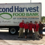 Disney Cast Members Donate Thousands of Meals to Second Harvest Food Bank
