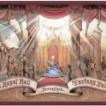 Concept Art Revealed for Disneyland's Fantasy Faire