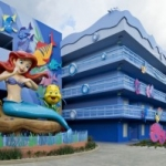Art of Animation Resort's 'Little Mermaid' Wing Opens September 15