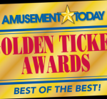 Disney Wins Golden Ticket Award