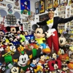 Central Florida Woman Defends World Record for Mickey Mouse Memorabilia