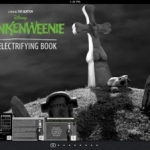 New Disney e-book Gives Behind-the Scenes Look at 'Frankenweenie'