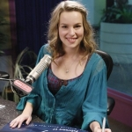 Disney Star Bridgit Mendler Performing at Downtown Disney