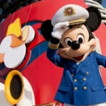 Kids Sail Free On the Disney Magic from Texas
