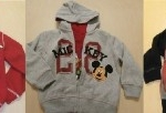 Disney Hoodies & T-Shirts Sold at Target Recalled