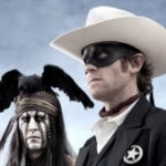 New Images from 'The Lone Ranger'