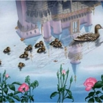 The Disney Gallery at Disneyland Park to Debut Fantasyland-Inspired Artwork