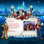 Create Magical Greeting Cards with Disneyland Resort