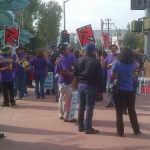 Disney Janitors Protest Firing of Nearly 70 Employees