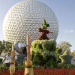 2013 Epcot Flower and Garden Festival to Feature New Food and Beverage Offerings