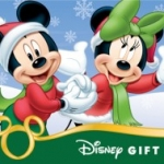 New Disney Gift Card Designs Released for the Holidays