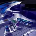 New Concept Art Revealed for Revamped Test Track in Epcot