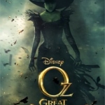 Disney Releases New 'Oz the Great and Powerful' Poster