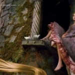 Annie Leibovitz's Latest Disney Portrait Features Taylor Swift as Rapunzel