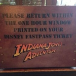 Disneyland Enforces Fastpass Times