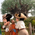 Disney's Animal Kingdom Invites You to Meet Mickey & Minnie at Adventurers Outpost