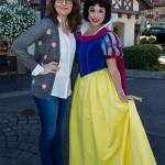Star Sighting: Tina Fey Visits Walt Disney World