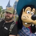 Star Sighting: Country Singer Zac Brown Visits Walt Disney World