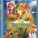 Disney Releasing 'Robin Hood 40th Anniversary Edition' and 'Sword in the Stone 50th Anniversary Edition' on Blu-ray This August