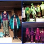 Student Fashion Designers Inspired by 'Monsters University'
