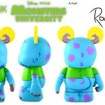 Artist Signing for Monsters University Vinylmation Series 1 Planned for June 14