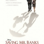 Official Movie Poster for 'Saving Mr. Banks' Released