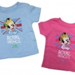 New Royal Prince and Princess Attire Arriving Soon at United Kingdom Pavilion in Epcot