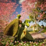 Walt Disney World Marathon Weekend, Princess Half Marathon Weekend, and Epcot International Flower and Garden Festival Top the List of Walt Disney World Resort Events for Spring 2014