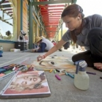 Chalk Art Festival Comes to Downtown Disney for Limited Time Magic Event