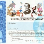 Disney Will No Longer Issue Paper Stock Certificates to Shareholders
