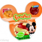 Disney Consumer Products Showcasing Disney-Branded Fruit and Vegetables