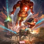 Marvel's Iron Man Heads to Hong Kong Disneyland for Iron Man Experience Attraction