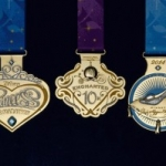 New Medals Released for the Princess Half Marathon and the Tinker Bell Half Marathon