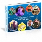 New! The Disney Food Blog Announces the Launch of the 'DFB Guide to the Walt Disney World Holidays 2013'