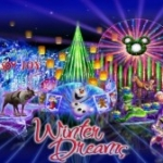 'World of Color – Winter Dreams' Debuts at Disneyland Resort for the Holiday Season